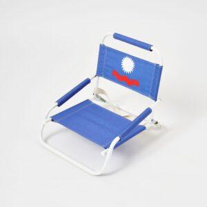 Beach Chair Deep Blue