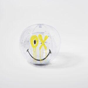 50th Birthday 3D Ball Smiley